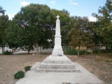 Село Полски Градец - паметник на загиналите в Европейските войни